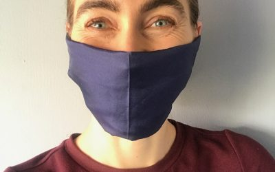 Masked Connection: How to Smile with Your Eyes