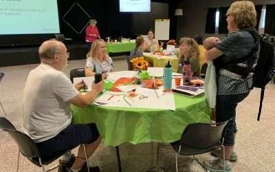 First Lean on Me AZ Community Forum in Tucson
